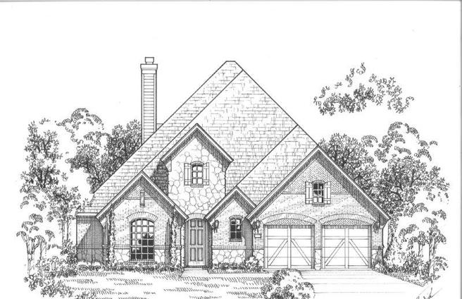 11880 Buffalo Hills Drive (Plan 1628)