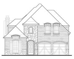 2916 Stonefield (Plan 1195)