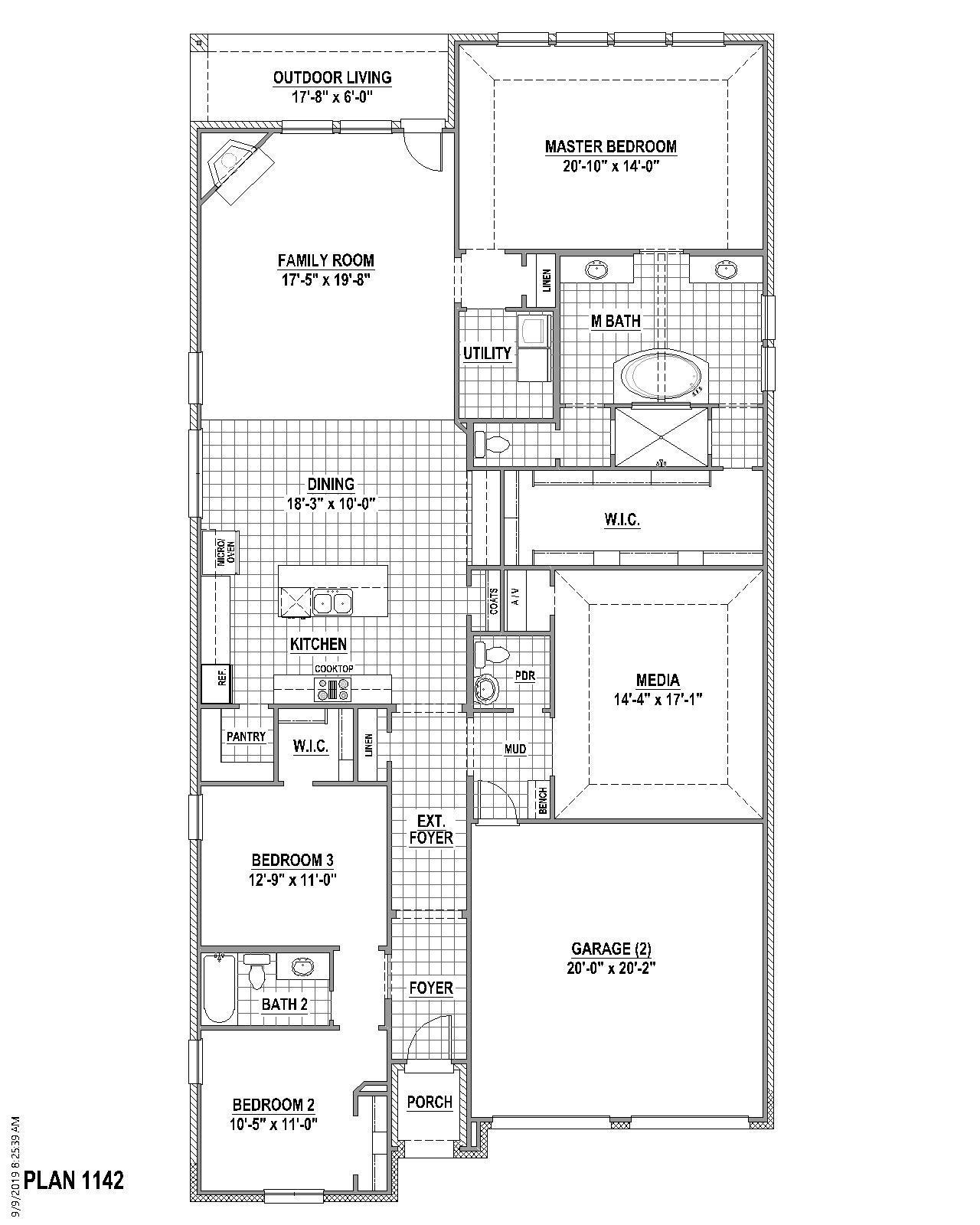 Plan 1142 1