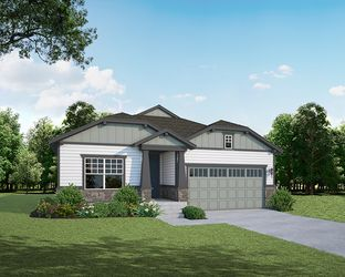 Plan C410 - The Enclave at Mariana Butte - Parkside Series: Loveland, Colorado - American Legend Homes
