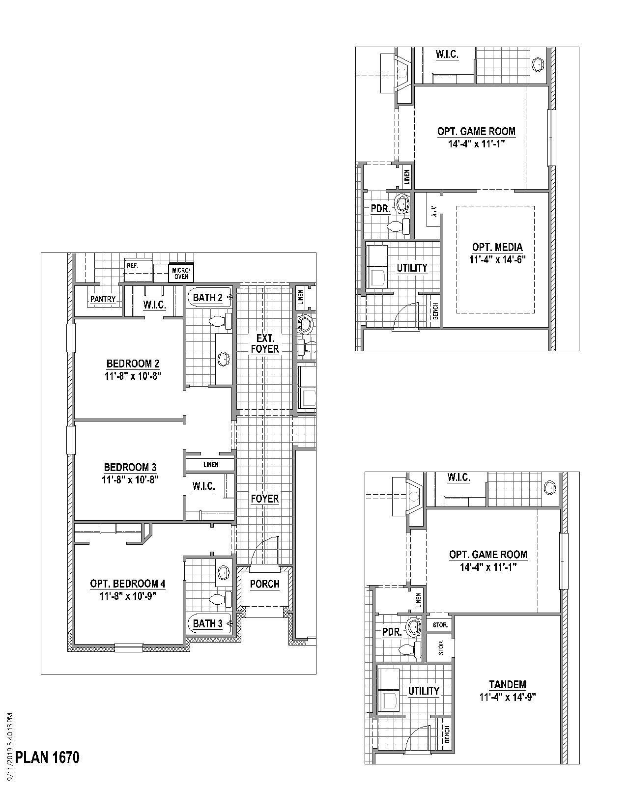 Plan 1670 1