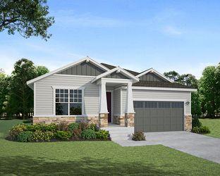 Plan C401 - RainDance - 50s: Windsor, Colorado - American Legend Homes