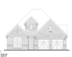 930 Lone Grove Lane (Plan 1145)