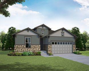 Plan C411 - RainDance - 50s: Windsor, Colorado - American Legend Homes