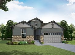 Plan C411 - The Enclave at Mariana Butte - Parkside Series: Loveland, Colorado - American Legend Homes