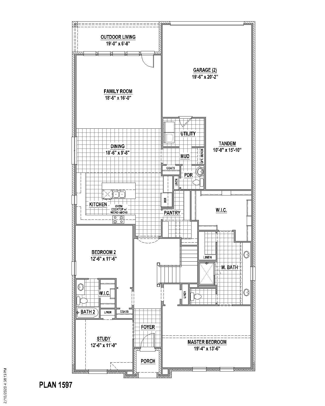 Plan 1597 1