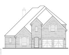 1010 Windrock Lane (Plan 1632)