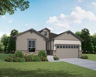 Plan V416 - RainDance - 50s: Windsor, Colorado - American Legend Homes