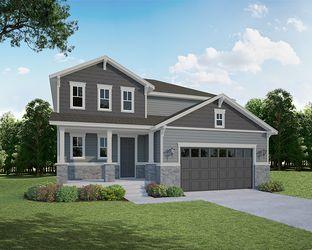 Plan V418 - RainDance - 50s: Windsor, Colorado - American Legend Homes