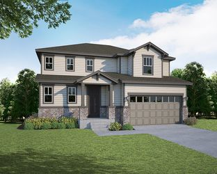 Plan V420 - The Enclave at Mariana Butte - Parkside Series: Loveland, Colorado - American Legend Homes