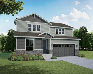 Plan V421 - The Enclave at Mariana Butte - Parkside Series: Loveland, Colorado - American Legend Homes