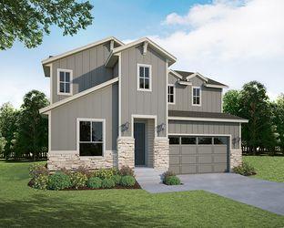 Plan V421 - RainDance - 50s: Windsor, Colorado - American Legend Homes