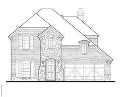 1617 Stowers Trail (Plan 1158)