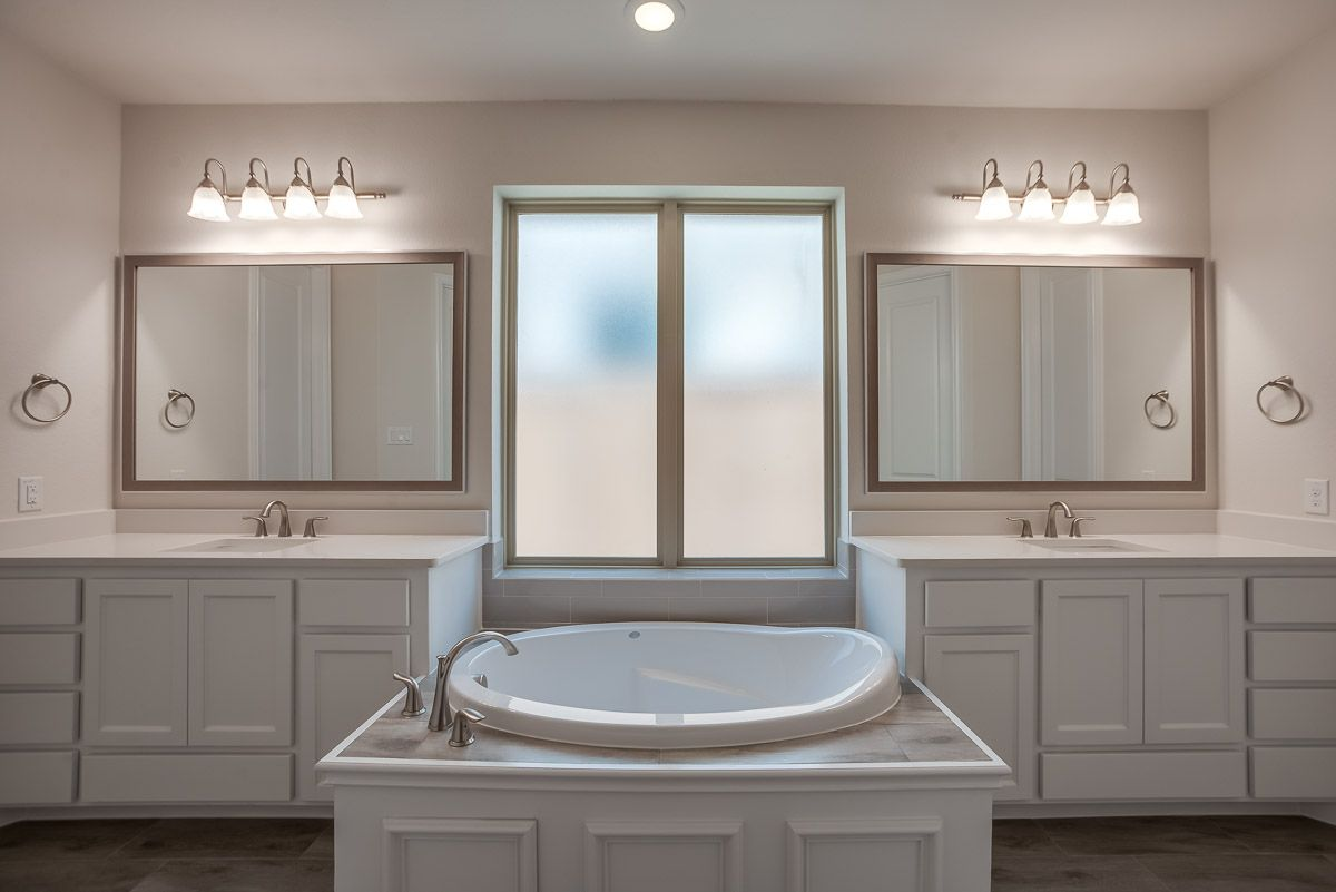 Bathroom featured in the Plan 1504 By American Legend Homes in Dallas, TX