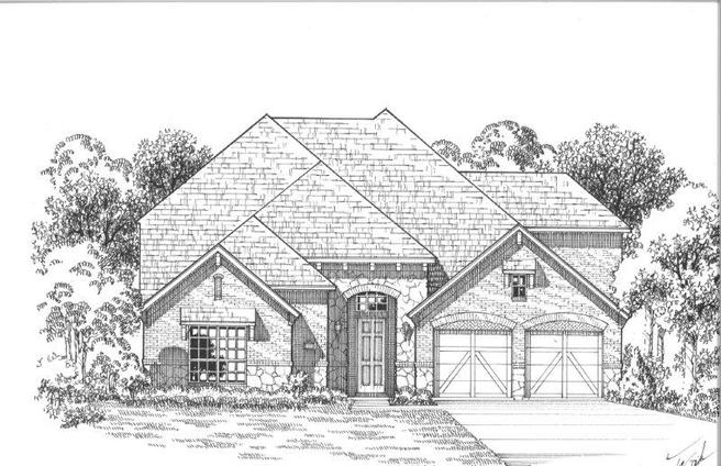 8473 Gerbera Daisy Road (Plan 1609)