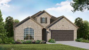 Plan 1523 - Wildridge - 60s: Oak Point, Texas - American Legend Homes