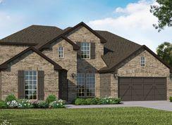 Plan 1686 - M3 Ranch: Mansfield, Texas - American Legend Homes