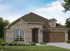 Plan 1522 - Union Park - 50s: Aubrey, Texas - American Legend Homes