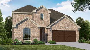 Plan 1525 - Union Park - 60s: Aubrey, Texas - American Legend Homes