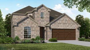 Plan 1527 - Light Farms: Celina, Texas - American Legend Homes