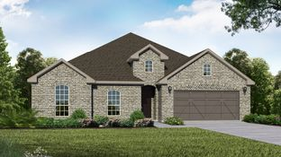 Plan 1683 - M3 Ranch: Mansfield, Texas - American Legend Homes