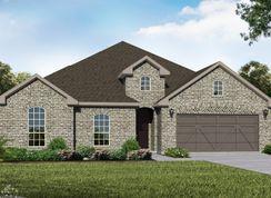 Plan 1683 - Union Park - 60s: Aubrey, Texas - American Legend Homes