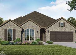 Plan 1685 - M3 Ranch: Mansfield, Texas - American Legend Homes
