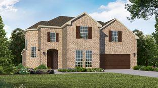 Plan 1687 - M3 Ranch 60s: Mansfield, Texas - American Legend Homes