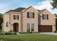 Plan 1687 - Wildridge - 60s: Oak Point, Texas - American Legend Homes