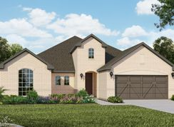 Plan 1690 - M3 Ranch: Mansfield, Texas - American Legend Homes