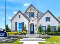 Plan 1118 - Windsong Ranch - 50s: Prosper, Texas - American Legend Homes