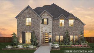 Plan 1195 - Windsong Ranch - 61s: Prosper, Texas - American Legend Homes