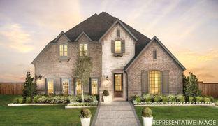 Plan 1654 - Windsong Ranch - 61s: Prosper, Texas - American Legend Homes