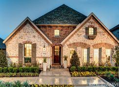 Plan 1510 - Windsong Ranch - 50s: Prosper, Texas - American Legend Homes