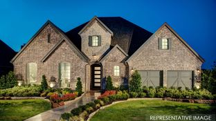 Plan 1705 - Windsong Ranch - 76s: Prosper, Texas - American Legend Homes