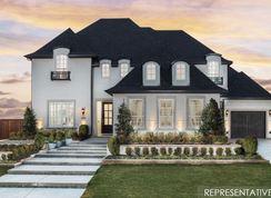 Plan 823 - Windsong Ranch - 76s: Prosper, Texas - American Legend Homes