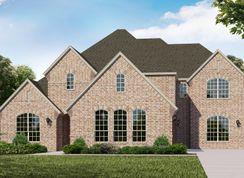 Plan 820 - Windsong Ranch - 76s: Prosper, Texas - American Legend Homes