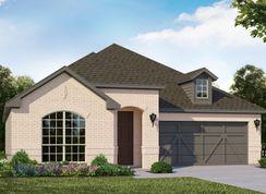 Plan 1508 - Windsong Ranch - 50s: Prosper, Texas - American Legend Homes