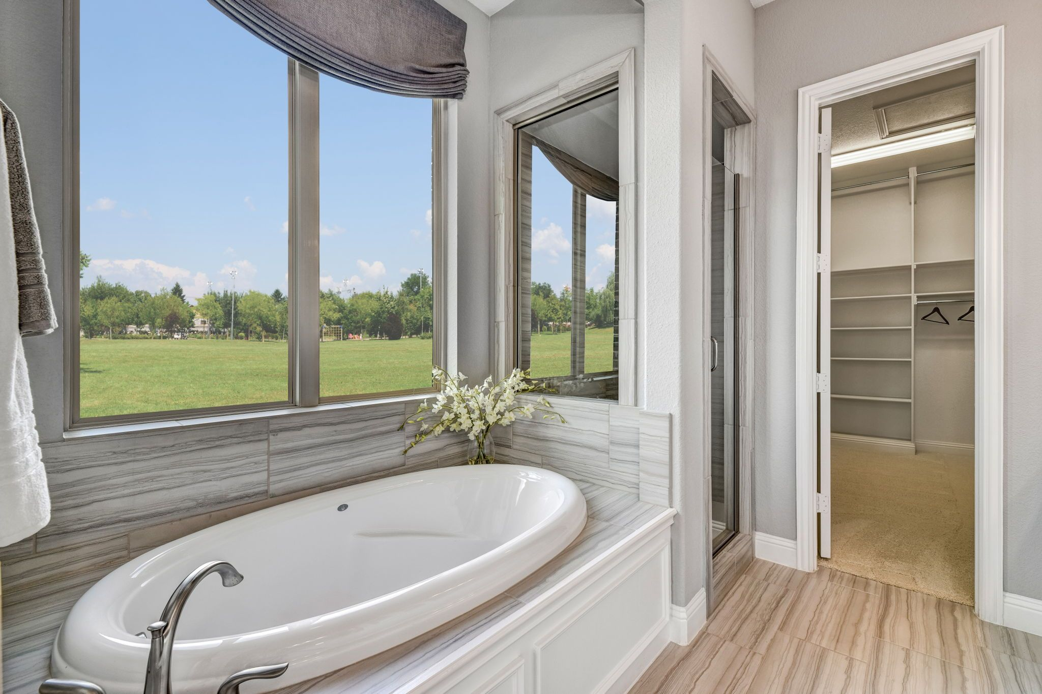 Bathroom featured in the Plan 1163 By American Legend Homes in Dallas, TX