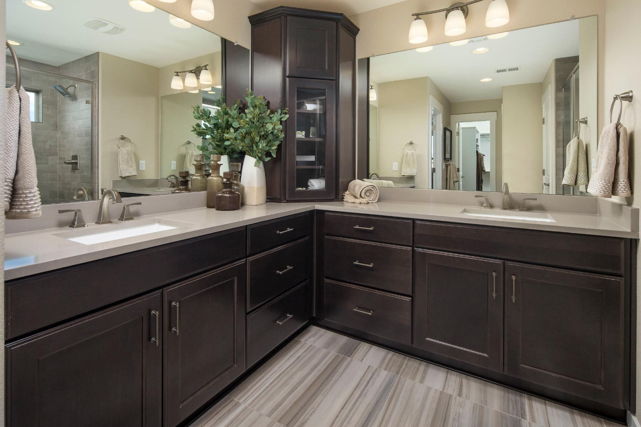 Bathroom featured in the Plan C407 By American Legend Homes in Greeley, CO