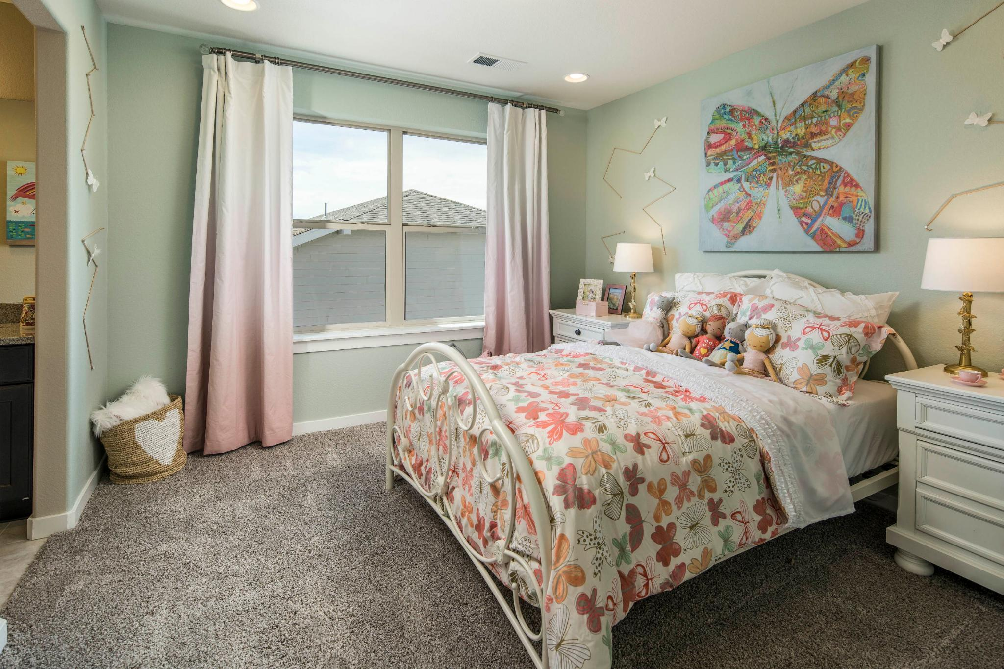 Bedroom featured in the Plan C407 By American Legend Homes in Greeley, CO