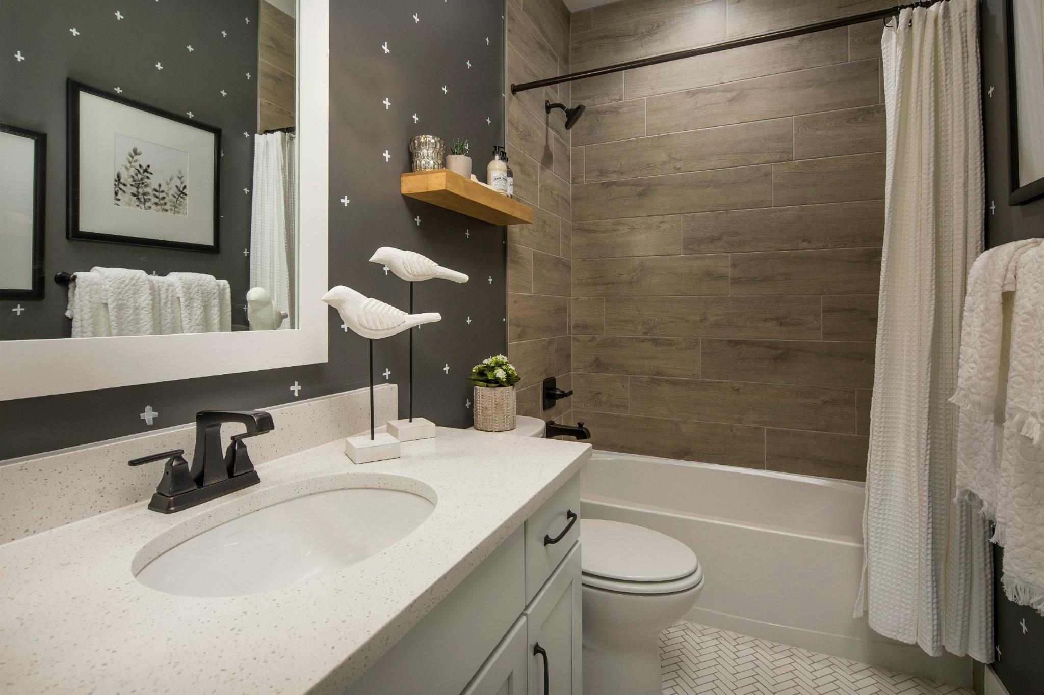 Bathroom featured in the Plan C408 By American Legend Homes in Fort Collins-Loveland, CO