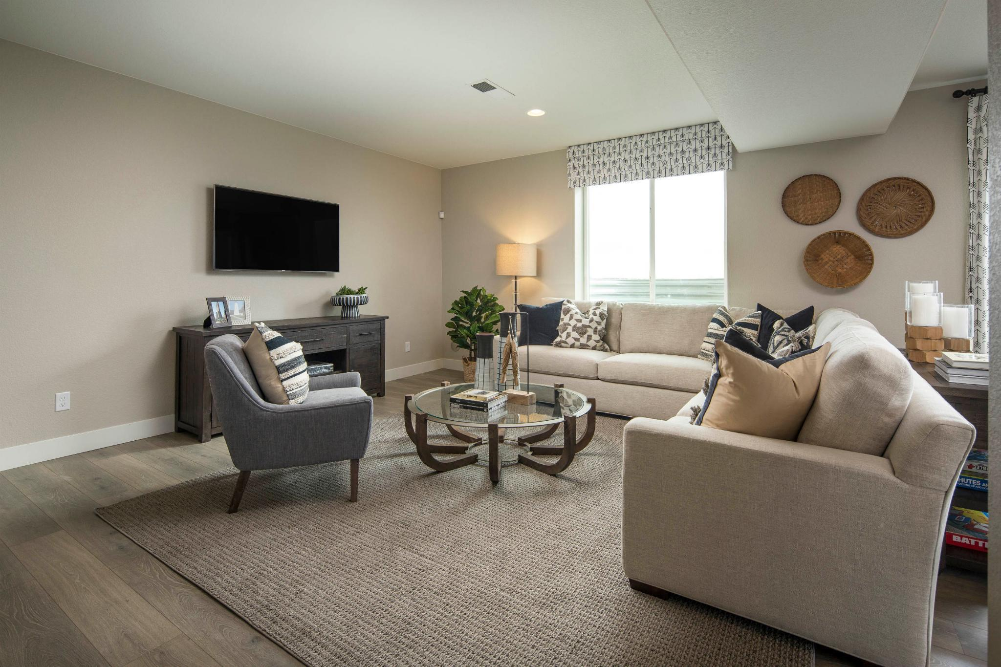 Living Area featured in the Plan C408 By American Legend Homes in Fort Collins-Loveland, CO