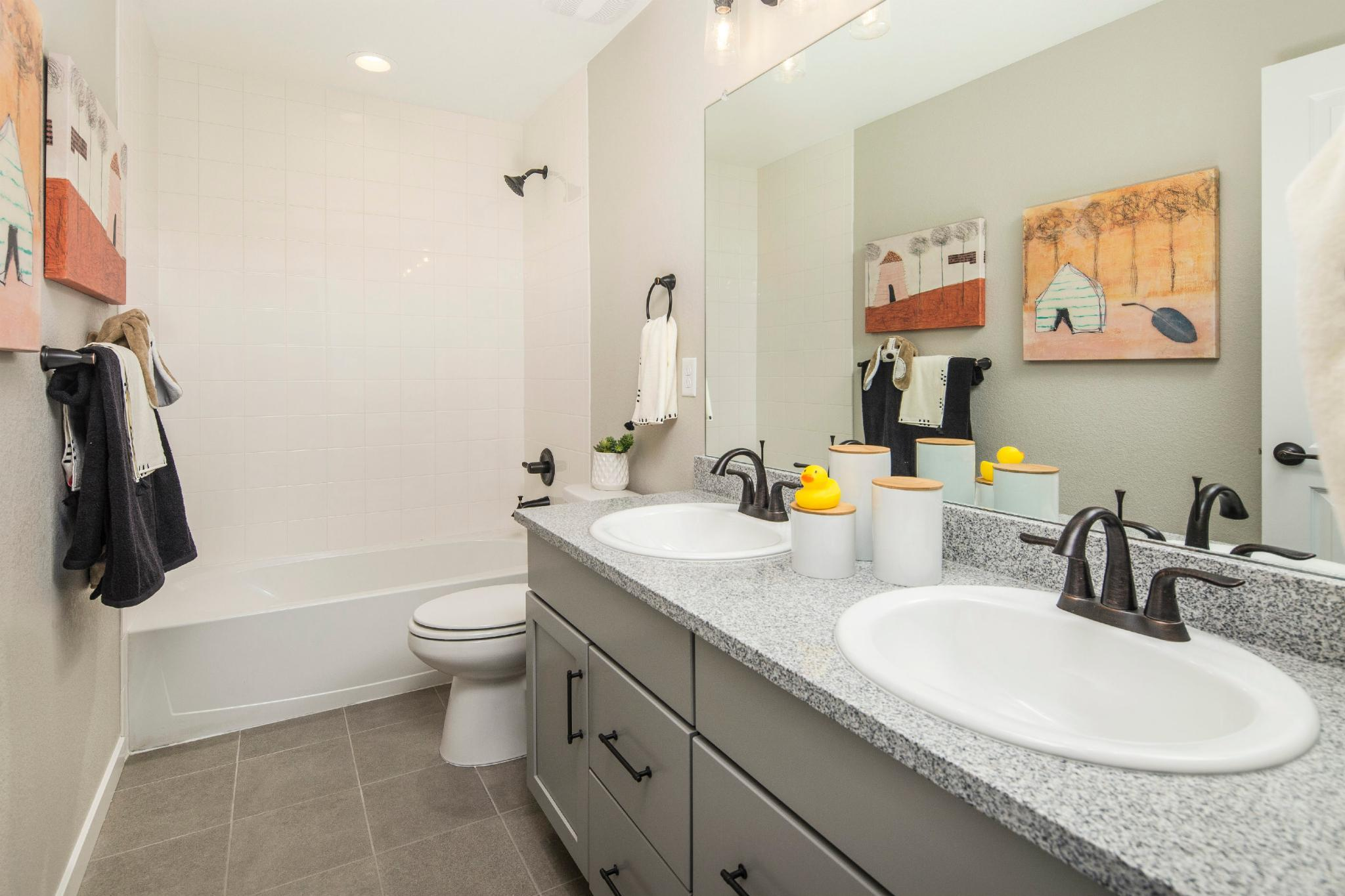 Bathroom featured in the Plan V421 By American Legend Homes in Fort Collins-Loveland, CO