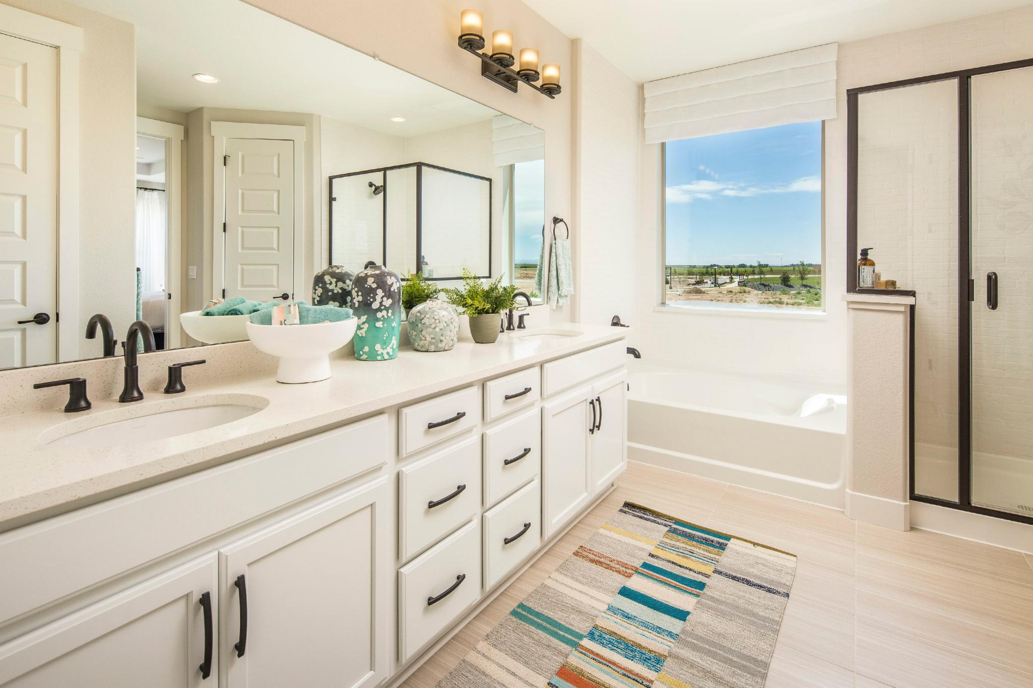 Bathroom featured in the Plan C502 By American Legend Homes in Greeley, CO
