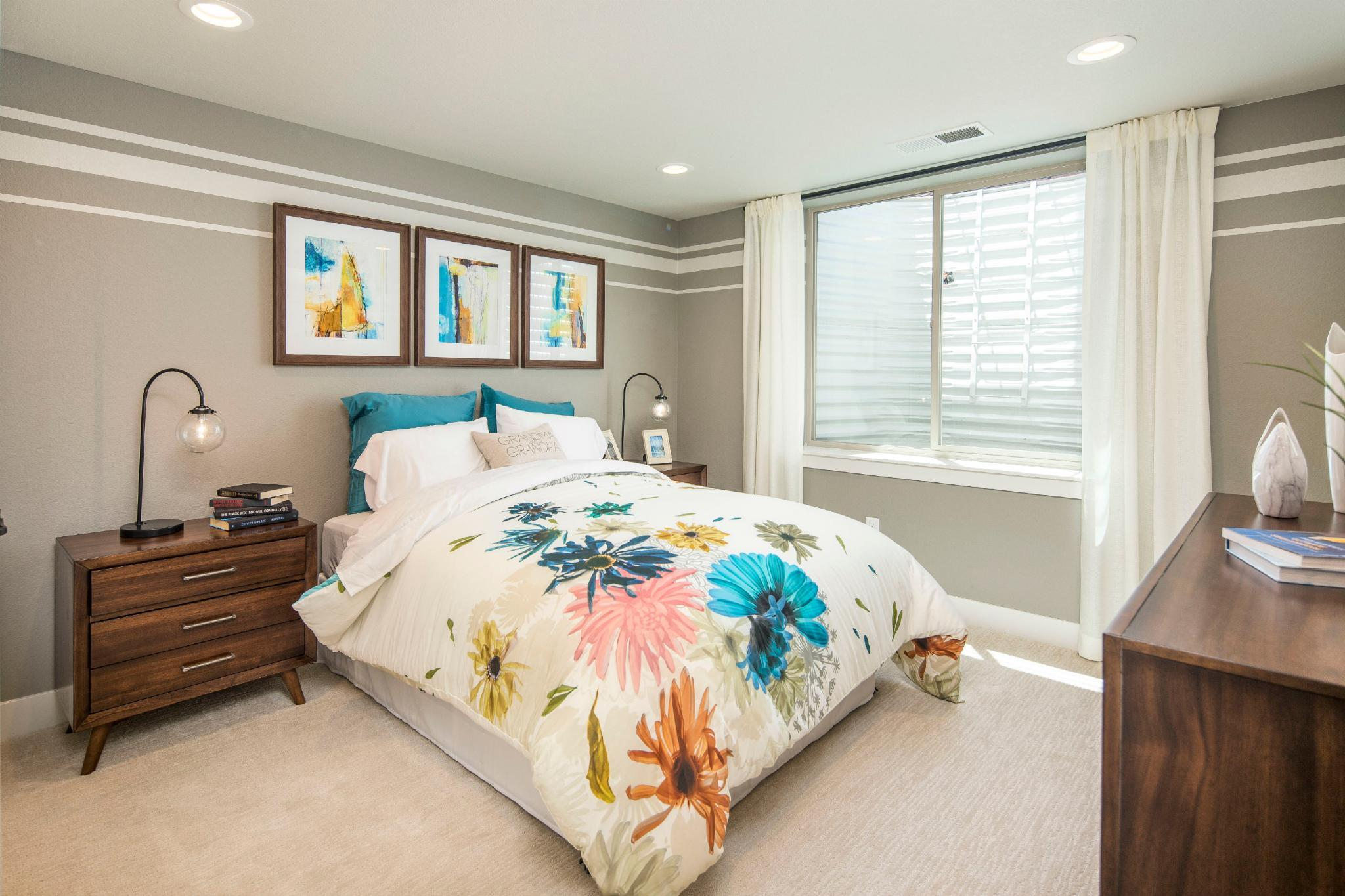 Bedroom featured in the Plan C502 By American Legend Homes in Greeley, CO