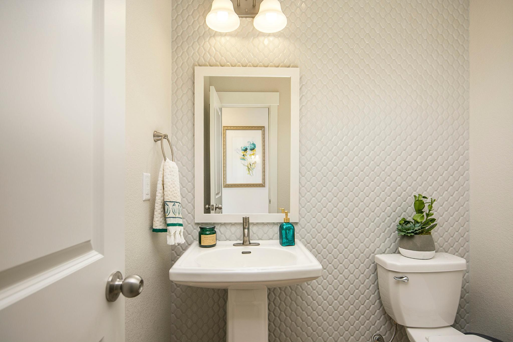 Bathroom featured in the Plan C505 By American Legend Homes in Greeley, CO