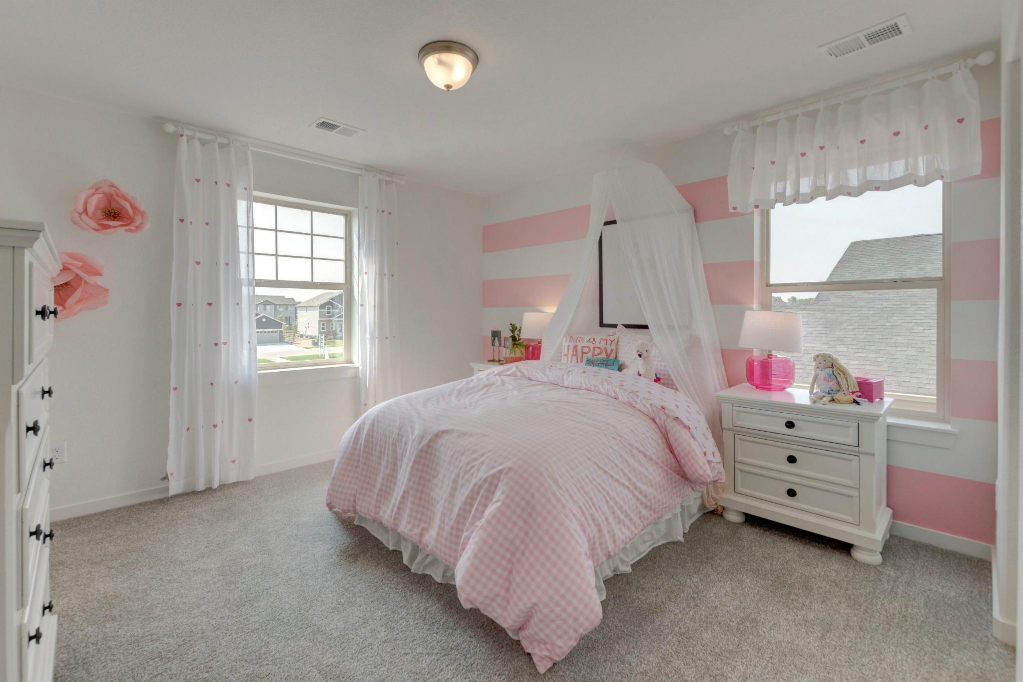 Bedroom featured in the Plan C505 By American Legend Homes in Greeley, CO