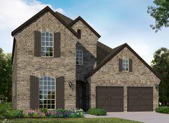 Plan 1163 - Windsong Ranch - 50s: Prosper, Texas - American Legend Homes