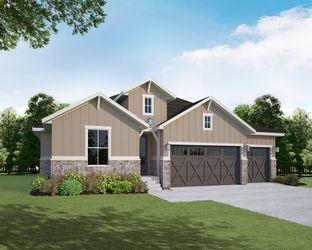 Plan C555 - Hilltop 55+ at Inspiration 62s: Aurora, Colorado - American Legend Homes